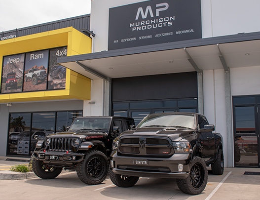 Murchison Products Jeep and Ram Brendale