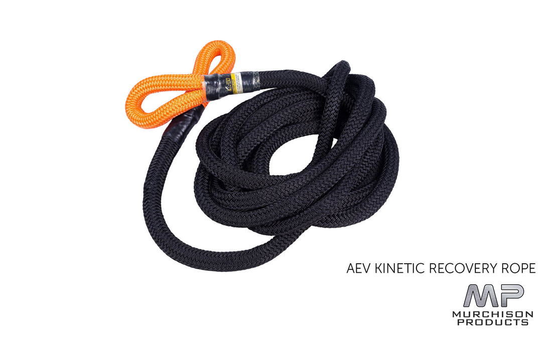 AEV Kinetic Recovery Rope