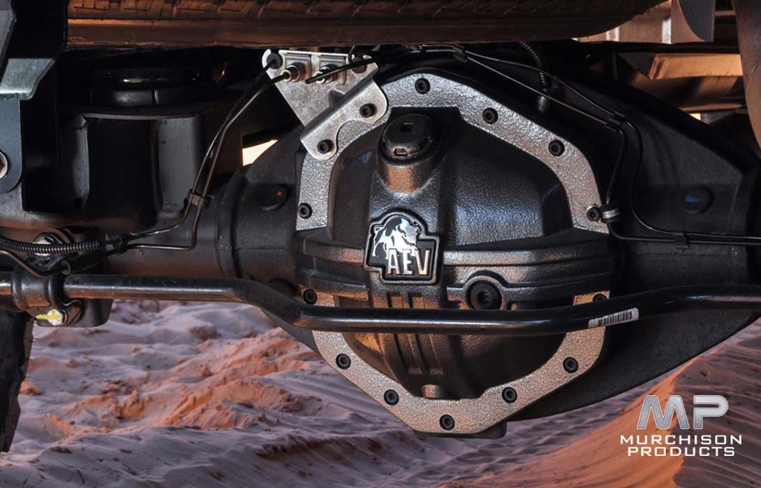 AEV Dodge Ram Rear Differential Cover