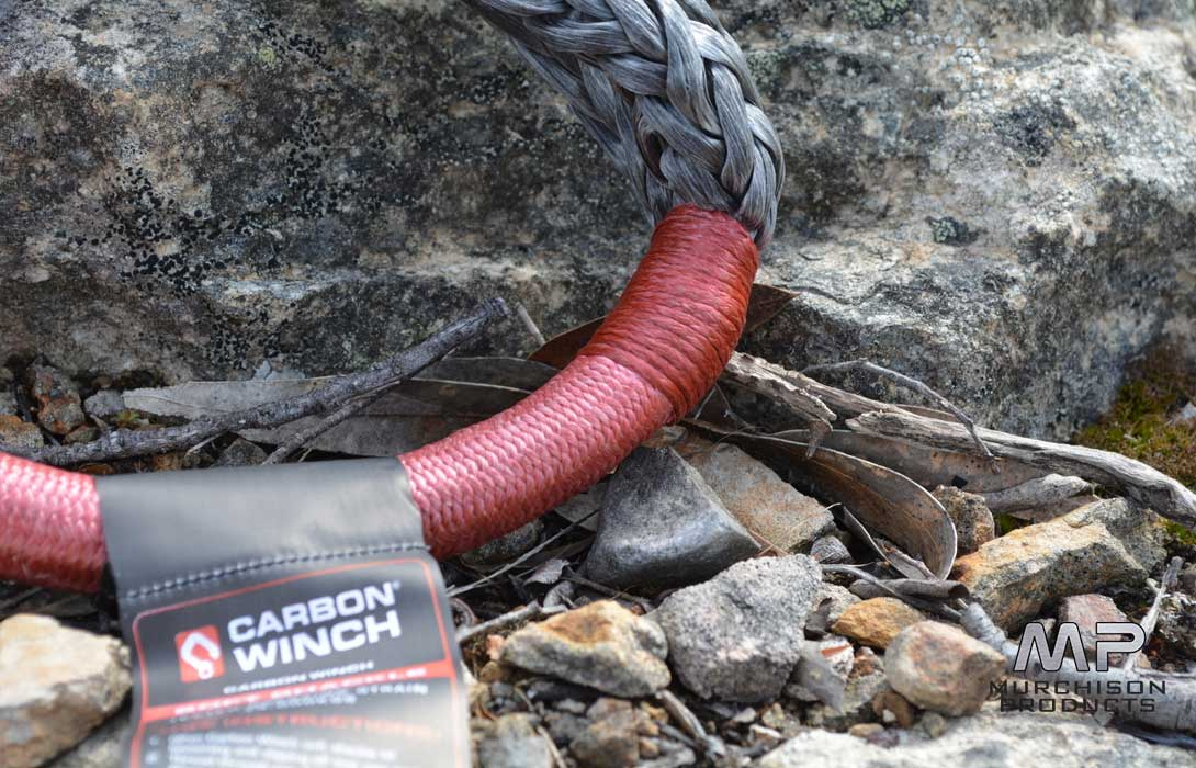 Carbon Offroad Monkey Fist 14T Dyneema Soft Shackle