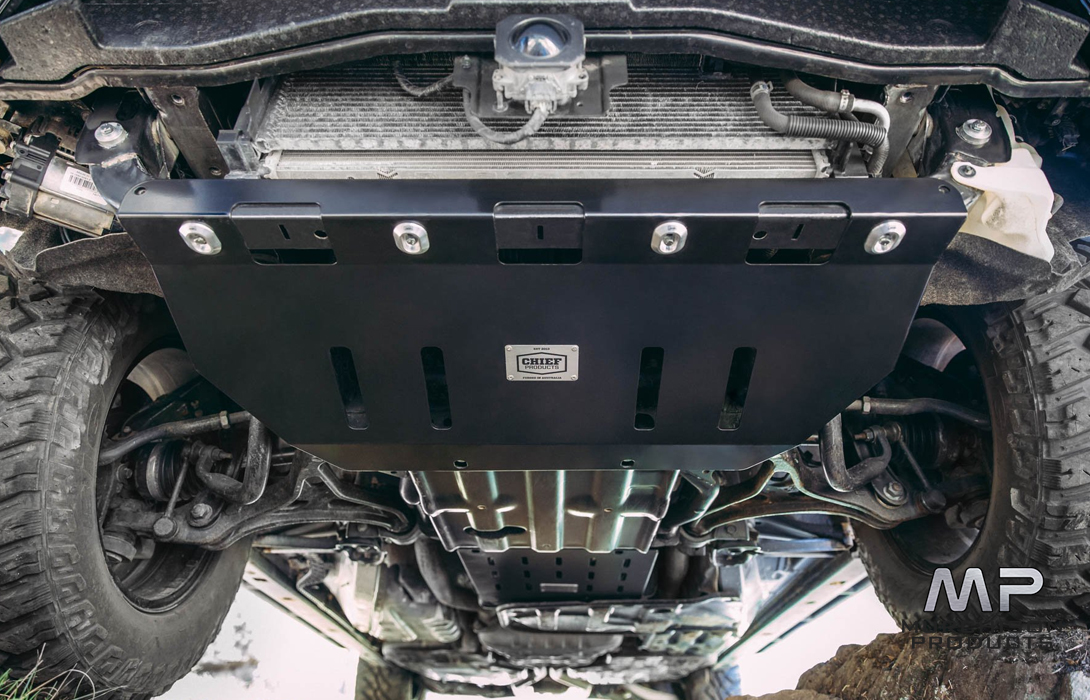 Chief Products WK2 Grand Cherokee Sump Protection Plate