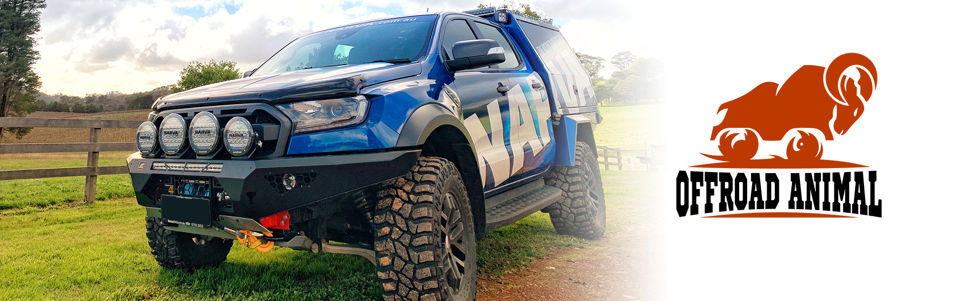 Offroad Animal Brisbane