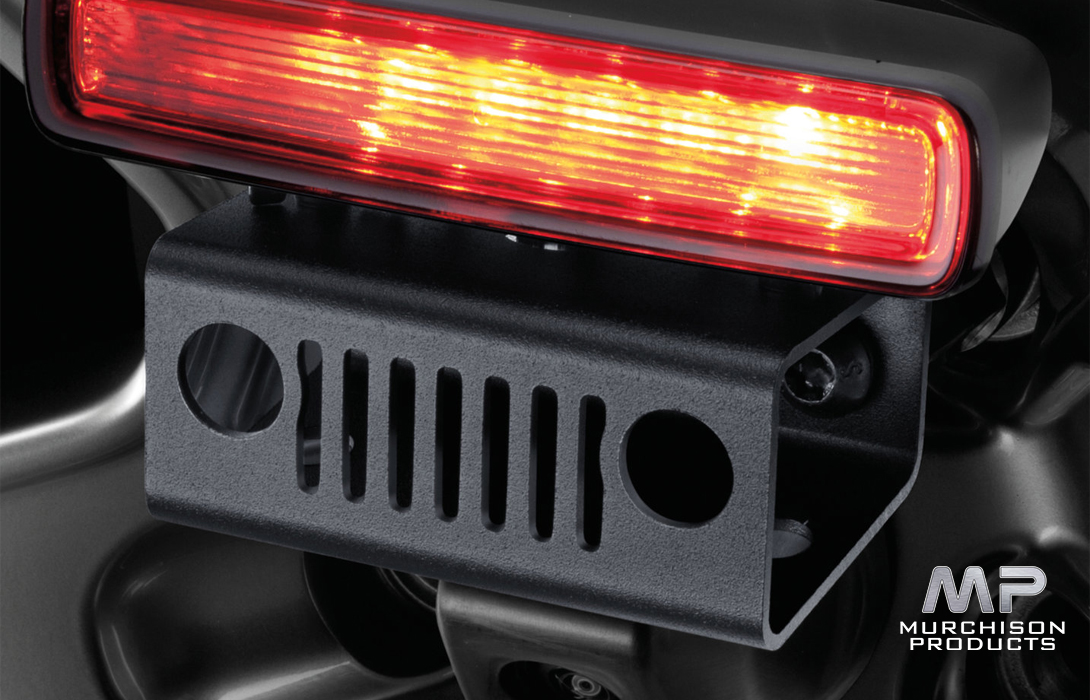 Mopar JL Wrangler 3rd Brake Light Relocation Kit