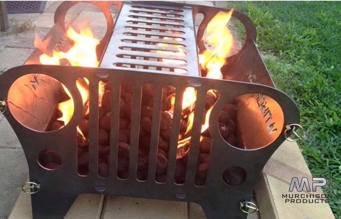 Murchison Camping Fire Pit