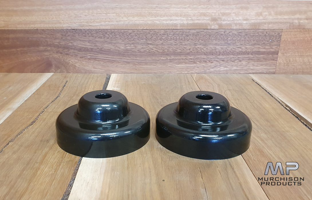 "Murchison Ram 1"" Rear Coil Spacers"