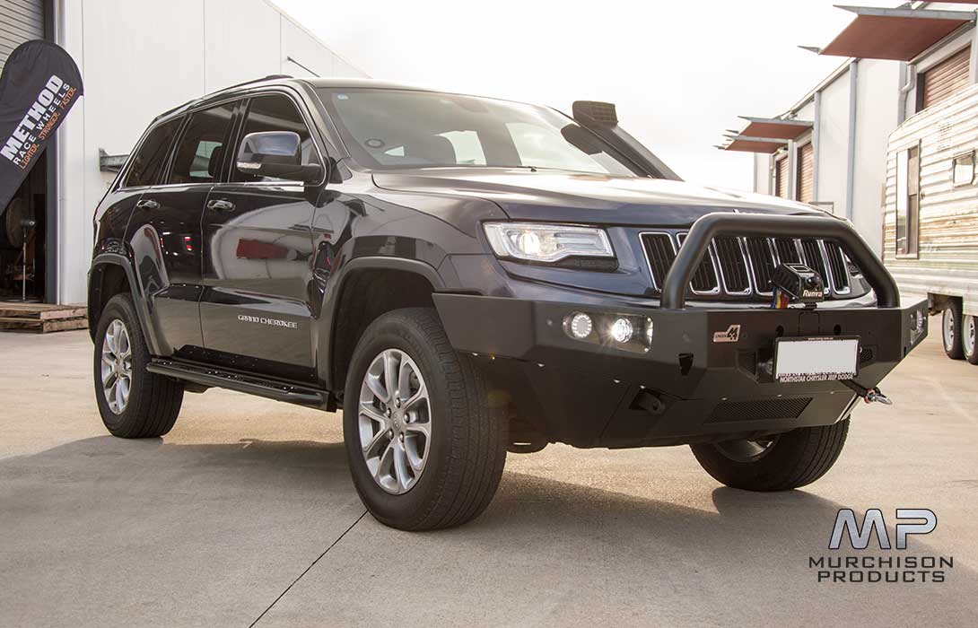 "Murchison WK2 Petrol Grand Cherokee 2.25"" - 2.5"" Suspension System"