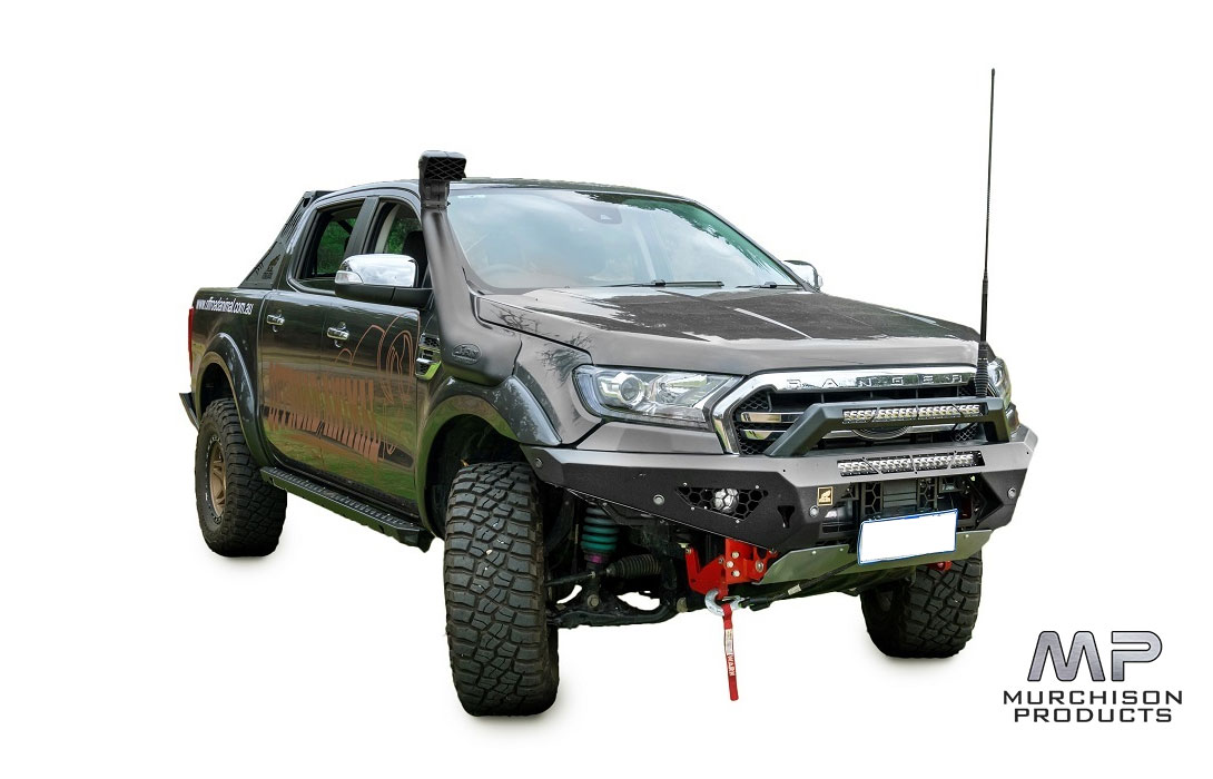 Offroad Animal Predator Bull Bar, Ford Ranger 2015 - Current