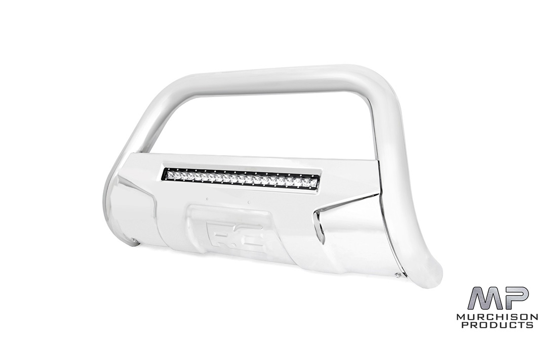 Rough Country Ram 1500 Nudge Bar, Stainless Steel
