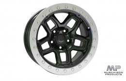 AEV Borah Beadlock Wheel, Galaxy Black