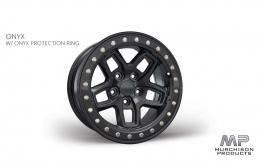 AEV JL Wrangler Bora Wheel Satin Black
