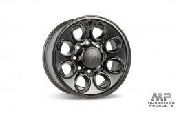 AEV Ram 2500 Katla Wheel - Black, 17x8.5
