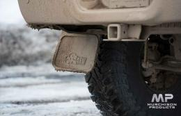AEV Dodge Ram Rear Splash Guards