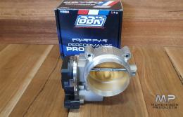 Durable CNC Machined Aluminum Casting Designed and Manufactured In USA Great Choice for Mildly Modified Engines Improved Power and Throttle Response Increase throttle response and power output from your Hemi powered 2013-2019 Dodge Ram, Challenger, Charger or 300C with this BBK Performance 85mm throttle body. BBK Performance throttle bodies improve throttle response and acceleration.