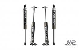 Falcon JK Wrangler 2.1 Monotube Shocks, 2 door