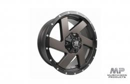 Hussla Chopper Wheel - Bronze 18x9