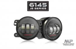 J.W. Speaker 6145 EVOJ2 Series LED Fog Lights