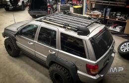 K9 WJ Grand Cherokee Roof Rack