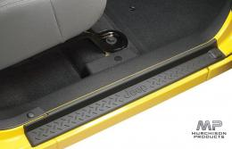 Mopar 82210104AB JK Wrangler Door Sill Entry Guards