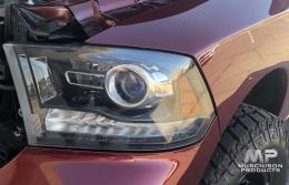 Mopar Ram 1500 Black Projector Headlights