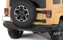 Mopar 10th Anniversery Rubicon Rear Bumper