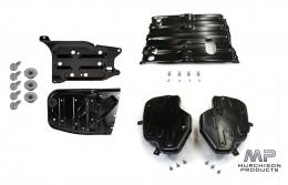 Mopar WK2 Grand Cherokee Skid Plate Set