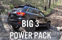 Murchison WK2 Grand Cherokee Big 3 Power Pack