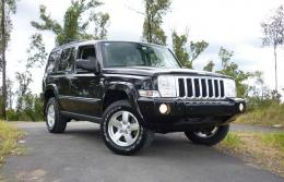 "Murchison Jeep Commander 2.5"" - 2.75"" Suspension System"