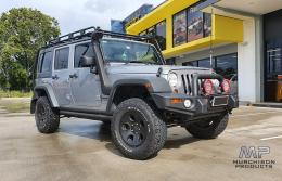 "Murchison CRDSTU JK Wrangler 2.5"" Suspension Lift"
