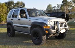 "Murchison KJ Cherokee 2.5"" Suspension System"