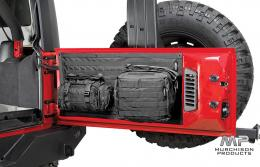 Smittybilt JK GEAR Tailgate bag Black