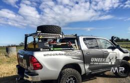Uneek 4x4 Adventure Rack