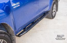Uneek 4x4 Hilux Rock Sliders, 2015 - 2018