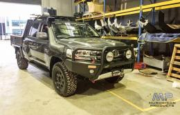 Toyota Land Cruiser 200 Series Empire Bull Bar 2016 - Current