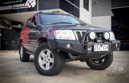 Uneek 4x4 WJ/WG Grand Cherokee Bull Bar