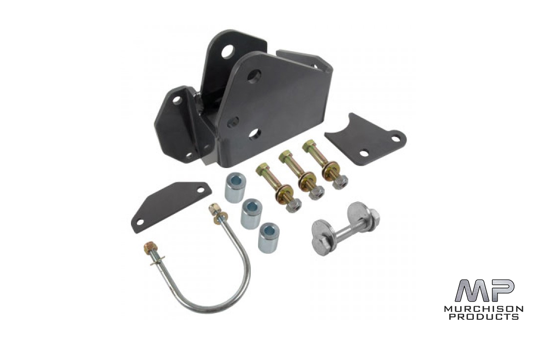 Synergy 8091 JK Wrangler Front Track Bar Relocation Bracket