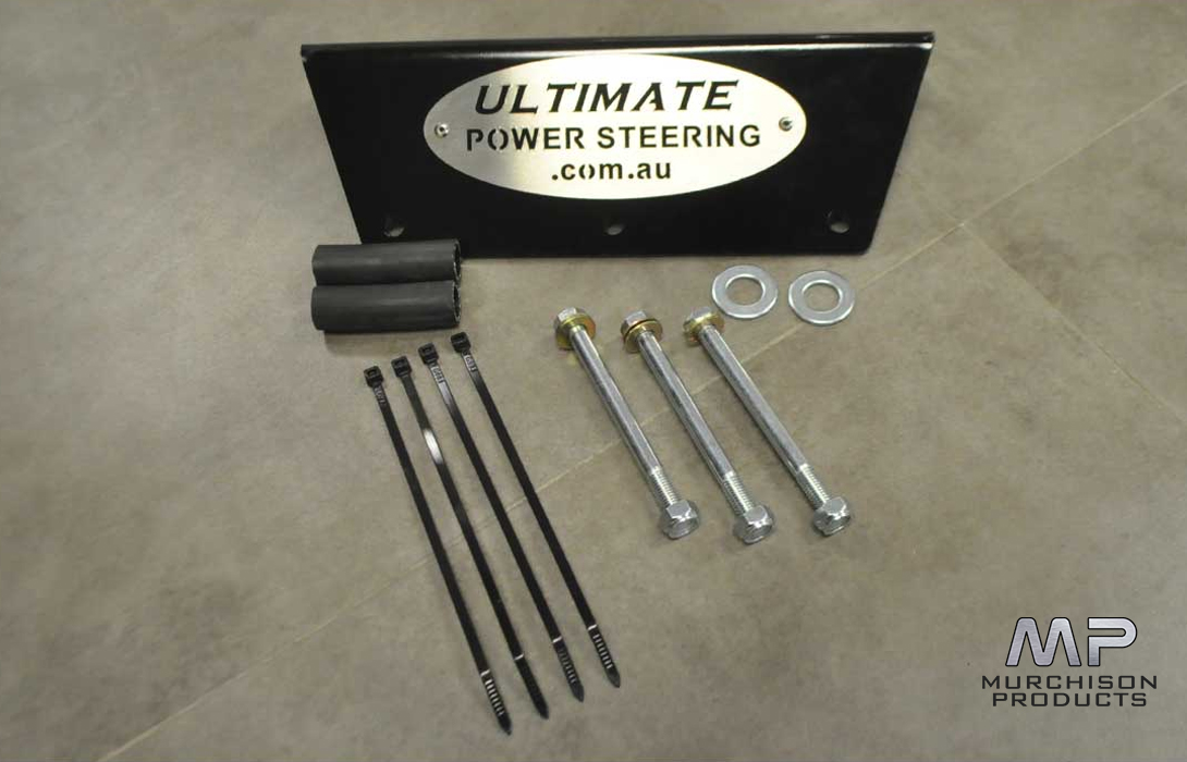 Ultimate KK Cherokee Steering Rack Brace