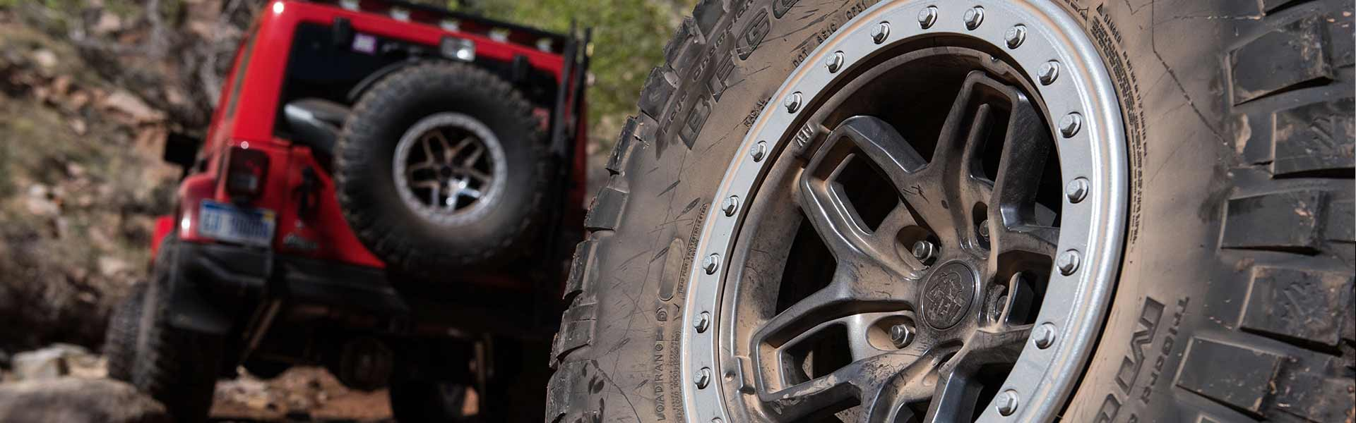 Murchison Products Wheels and Tyres