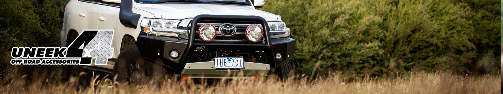 Uneek 4x4 Qld - All Uneek 4x4 bull bars available at Murchison Products