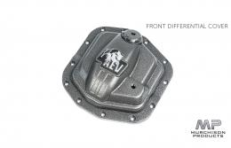 AEV JL / Gladiator Differential Covers - Front