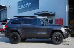 Bushwacker WK2 Grand Cherokee Pocket Style Fender Flares