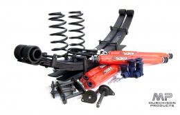 Outback Armour - Ford Ranger PX/PX2 2011+ Suspension System