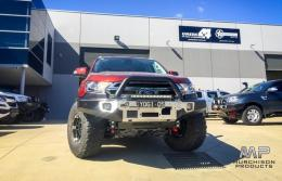 Uneek 4x4 Ford Everest Commander Bar