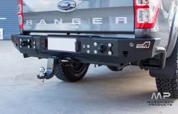 Uneek 4x4 Ford PX Ranger, Mazda BT50, Rear Bar 2011 - 2018